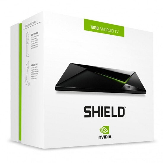 nVidia 쉴드 태블릿 품은 안드로이드 TV (nvidia shield)