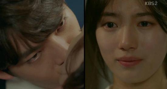 함부로 애틋하게 15회. 스스로를 괴롭히는 김우빈과 수지 언제쯤 행복해질까?