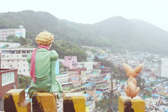 부산을 추억하다! 부산 감천문화마을 골목축제