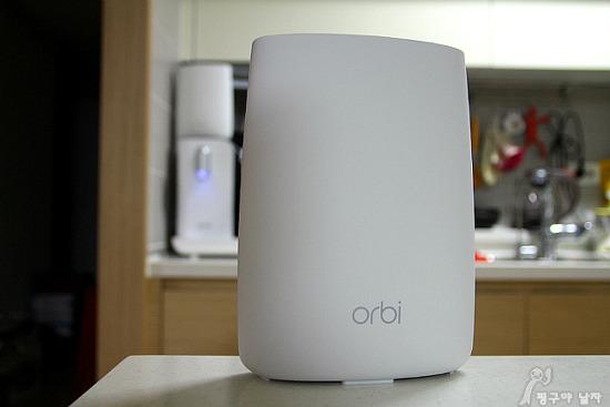 넷기어 오르비(orbi)의 혁신적인 무선와이파이 속도와 커버리지 확대
