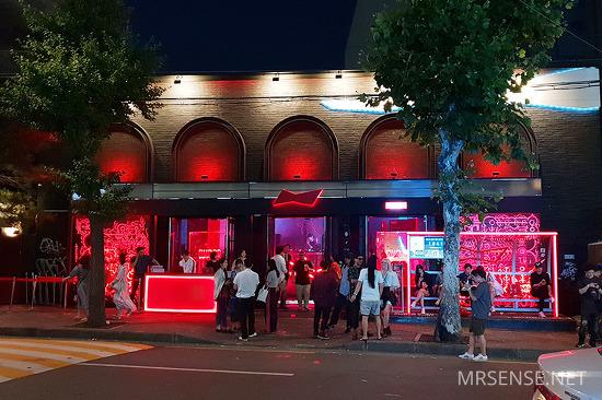 버드와이저의 버드하우스에서 열리는 월드컵 응원 파티 버드90!