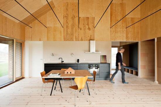 *혁신적인 벽돌 주택 만들기 프로젝트-[ LETH & GORI Architects ] BRICK HOUSE