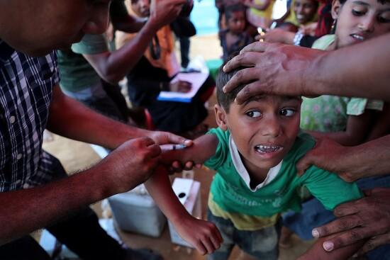 전 세계 홍역 사망률, 세계 최소 기록해