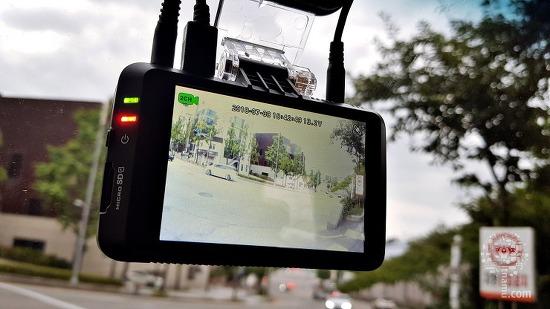 블랙박스 파인뷰 LX1000 기능 활성화 GPS 안테나 설치