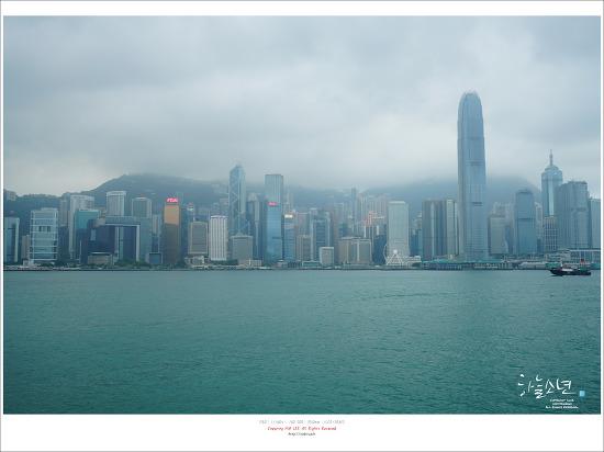 홍콩여행 - 홍콩의 마지막은 침사추이