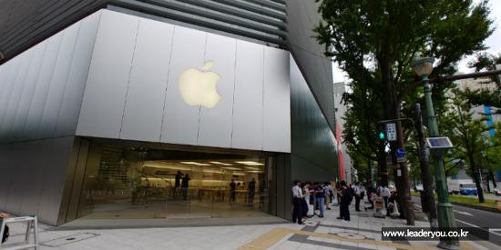 생생리포트! 일본 애플스토어 아이폰8 플러스 현지 개통기!