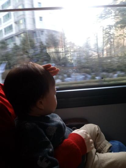 일본 도쿄 유아(15개월)동반여행 인천공항게스트하우스 2018/03/03