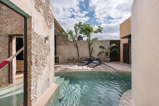 * 독창적 구조의 수영장이 집안을 어우르는 주택-[ Punto Arquitectónico ] Xolotl House