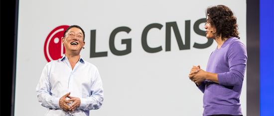 LG CNS, 구글과 협력해 '제조 지능화' 수준 높인다