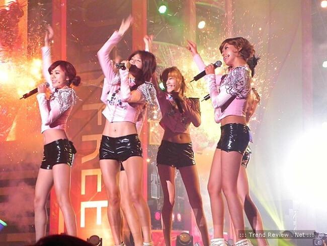 2010 롯데면세점 패밀리콘서트 사진들