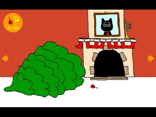시간때우기 좋은 게임 - 크리스마스 캣