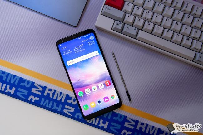 LG Q8 2018 첫인상, 사용성은 높였지만