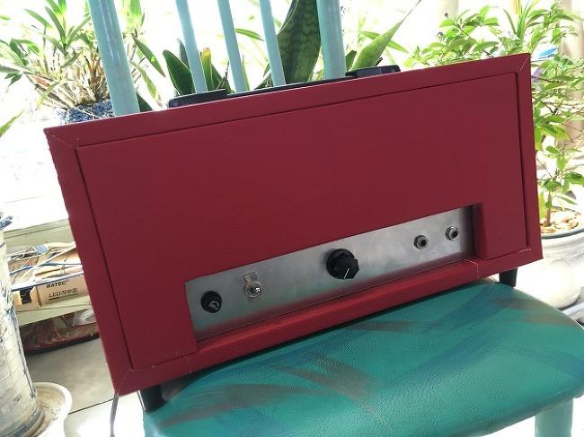 Fender Champ 5C1 Amp (펜더 챔프 앰프) 자작기 1