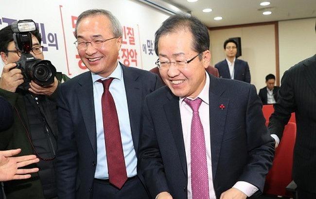 """대법 """"홍준표·이완구 무죄""""… 처벌 0명으로.."""