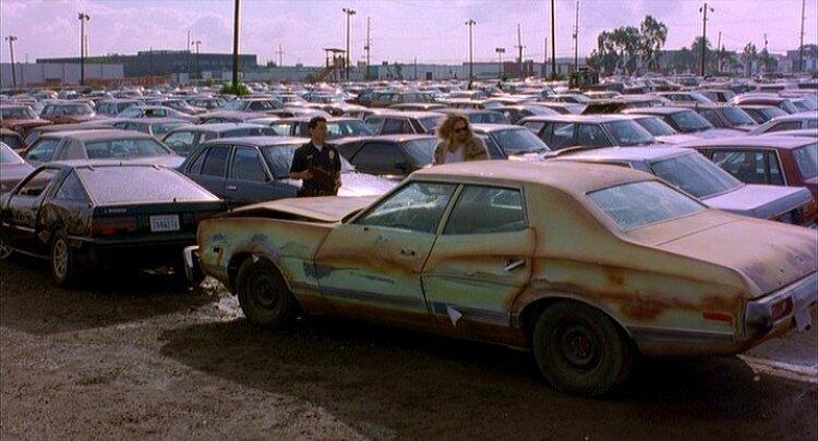 영화속 자동차: 위대한 레보스키, 1973 포드 그랜토리노