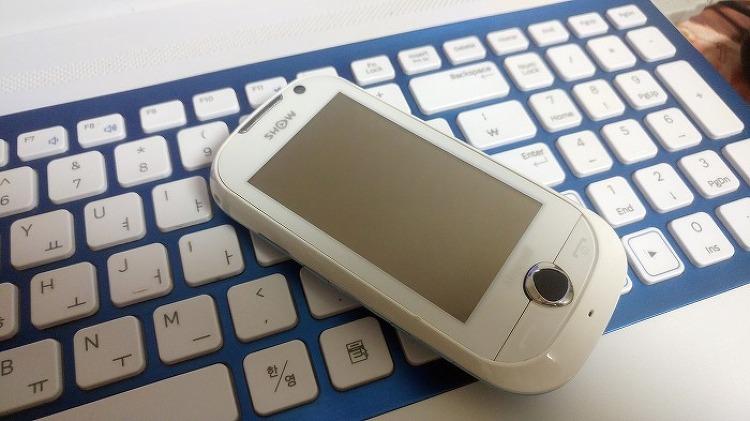 삼성 애니콜 코비폰(SPH-W9000)