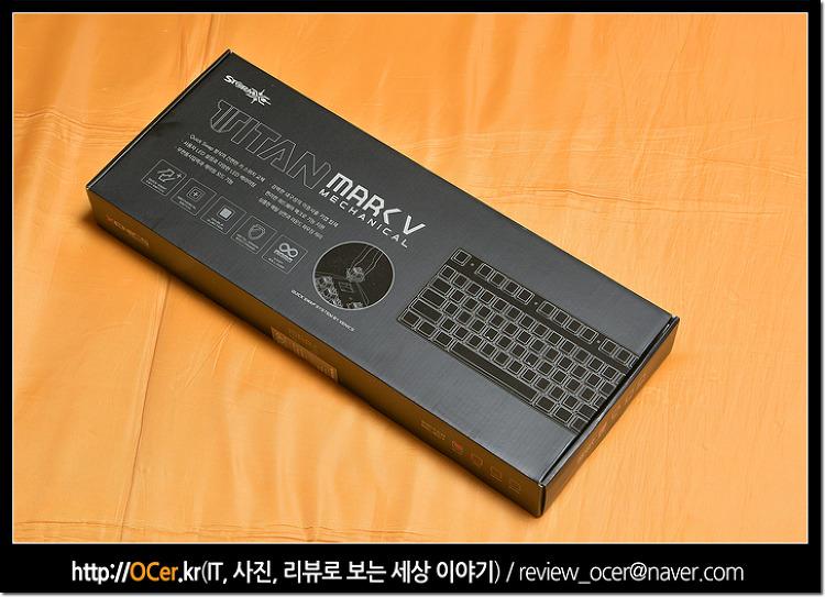 아이온 기계식 키보드 1000대 한정 아이온 쿠폰 제닉스 STORMX TITAN MARK V