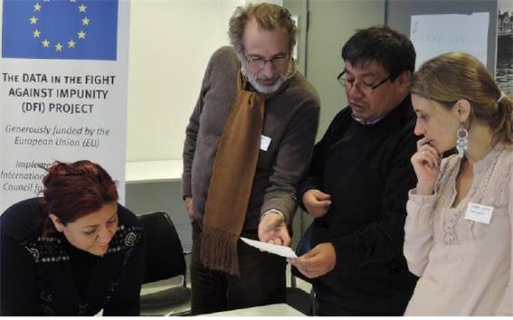 김근태기념치유센터, IRCT 주최 DFI Project 아시아 워크숍 참석
