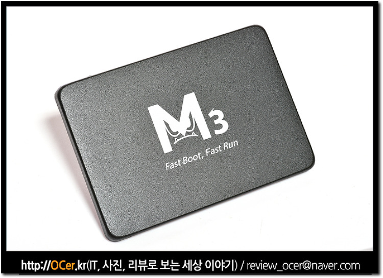 SSD 256 GB 추천 국산 SSD 의 반란 몬스팩토리 MSF M3 Series