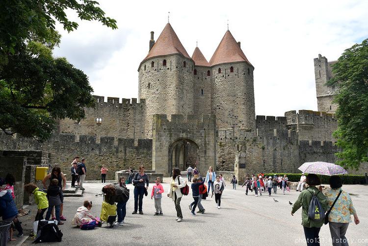 [남프랑스여행] 중세시대 요새 도시 카르카손 라 시테