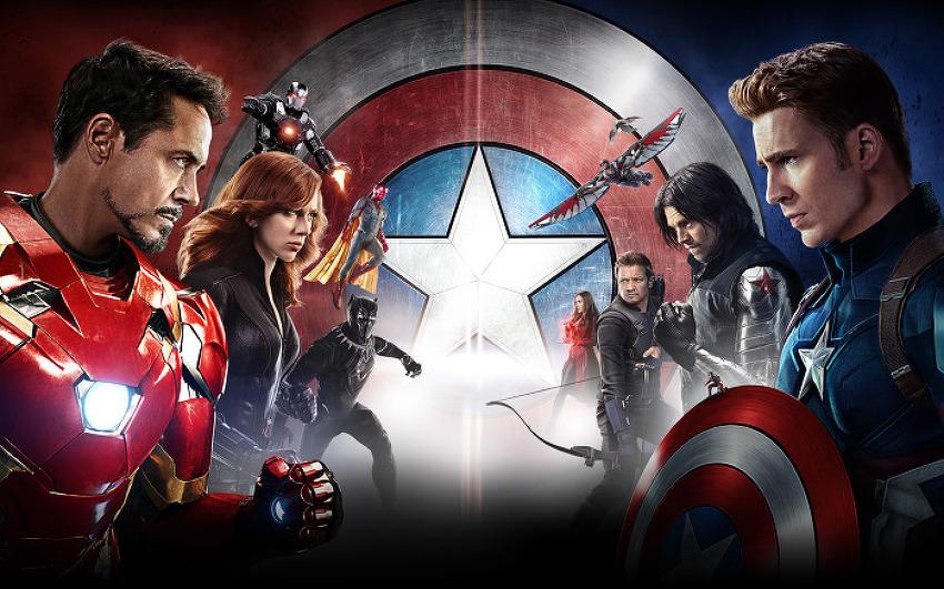 DTS 사운드로 만나는 캡틴 아메리카: 시빌 워