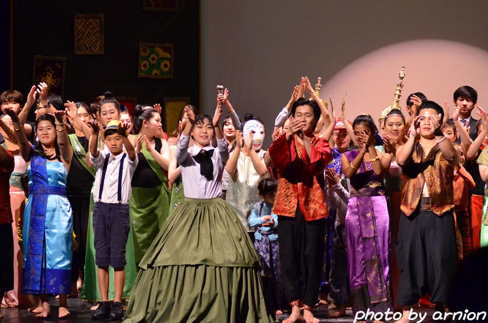 관평동 국제학교 연극관람