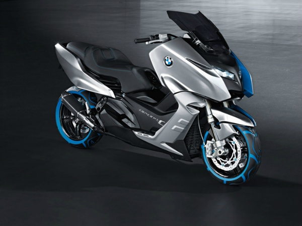 빅스쿠터 입문! (BMW C600 Sport + SHOEI J-CRUISE)