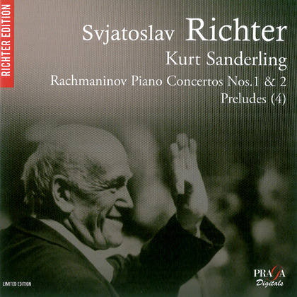 Rachmaninov - Piano Concerto No. 2 in C minor op. 18 (Richter - Sanderling)