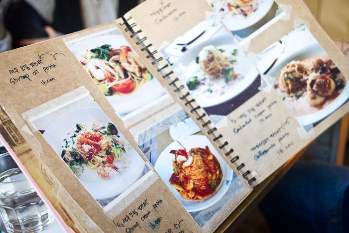 삼성동 맛집, 이탈리안 레스토랑 아름다운 식탁