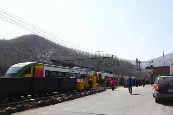 중부내륙관광열차