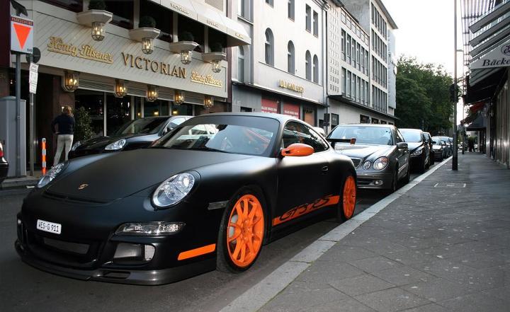 997 GT3 RS 무광블랙
