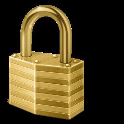 Lock  icon (c) Microsoft
