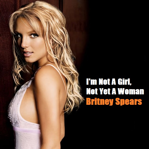 britney spears a woman i admire essay