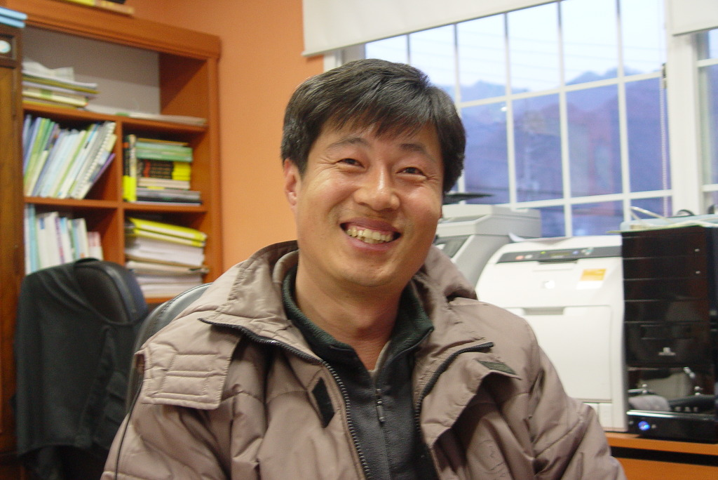 조남호 동촌1리 사무장