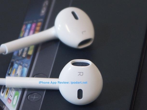 아이폰 5 이어팟