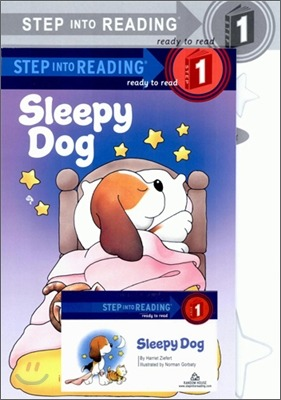 Step Into Reading 1 : Sleepy Dog (Book+CD+Workbook)