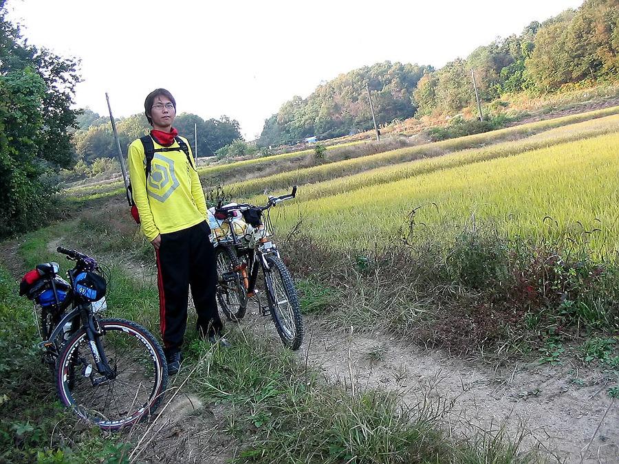자전거로 달리자 - 3일차 ② ▷ 충청도 : 14542A4D513BA4EA2B6FCB