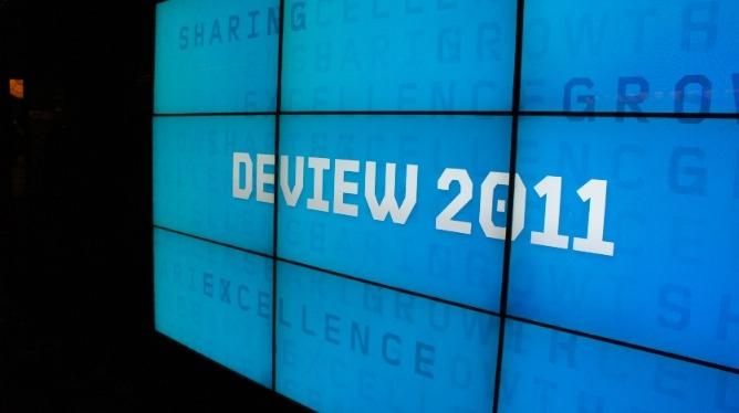 DEVIEW 2011 참가 후기