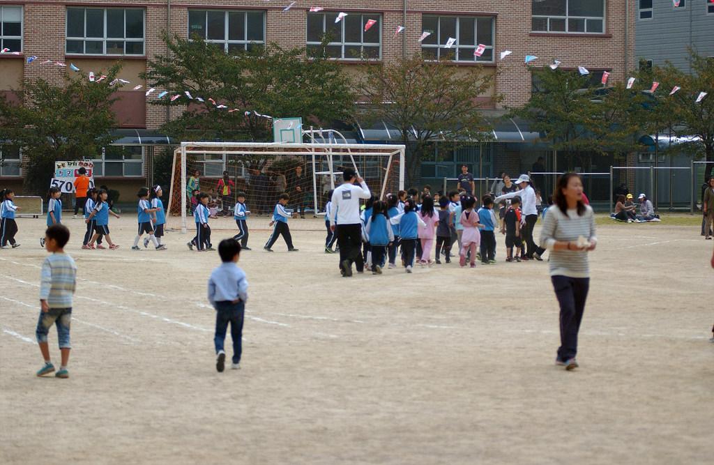 가을운동회_소토초등학교
