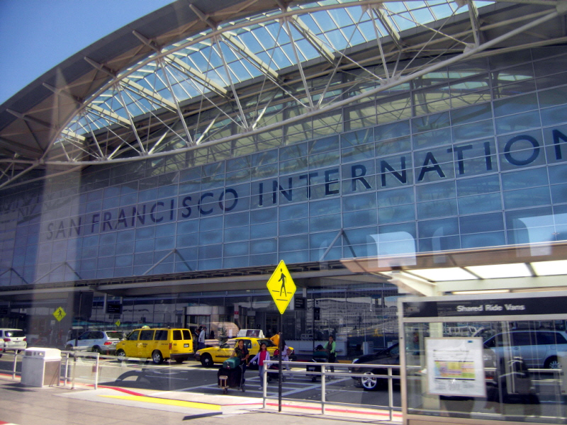 샌프란시스코 국제공항 San Francisco International Airport