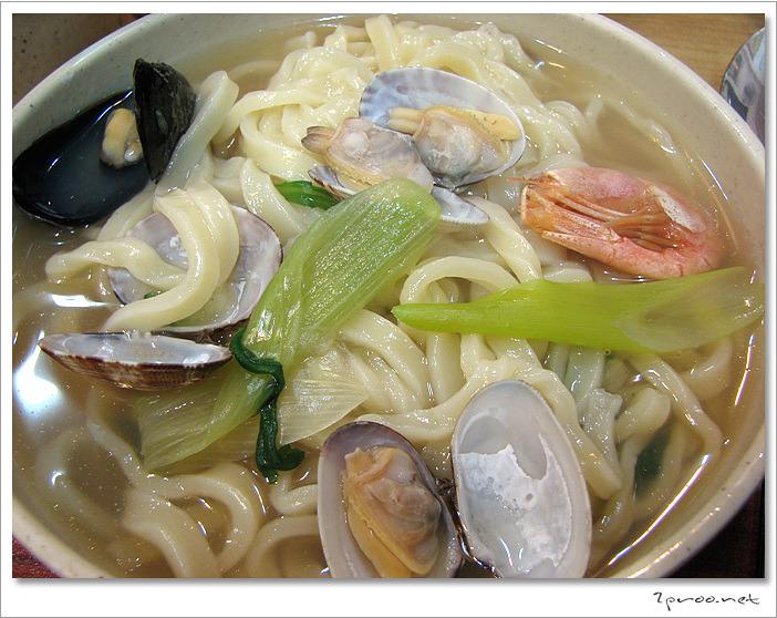 해물칼국수, 대전맛집, 시원한 해물칼국수 - 대전 갈마동 홍두깨 칼국수