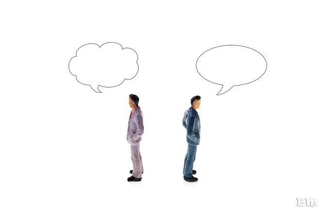 의사소통의문제