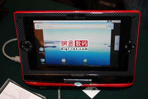 최초의 안드로이드 넷북1
