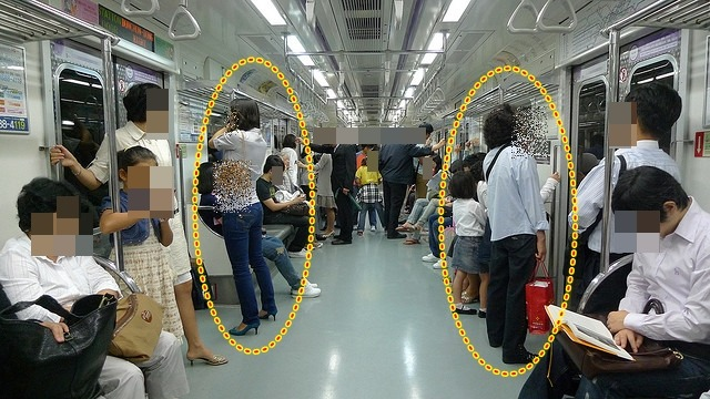 지하철 길막녀, 지하철 도끼녀, 지하철 여자, 지하철 매너손, 남자가 싫어하는 여자 행동, 남자가 싫어하는 여자, 여자 오해