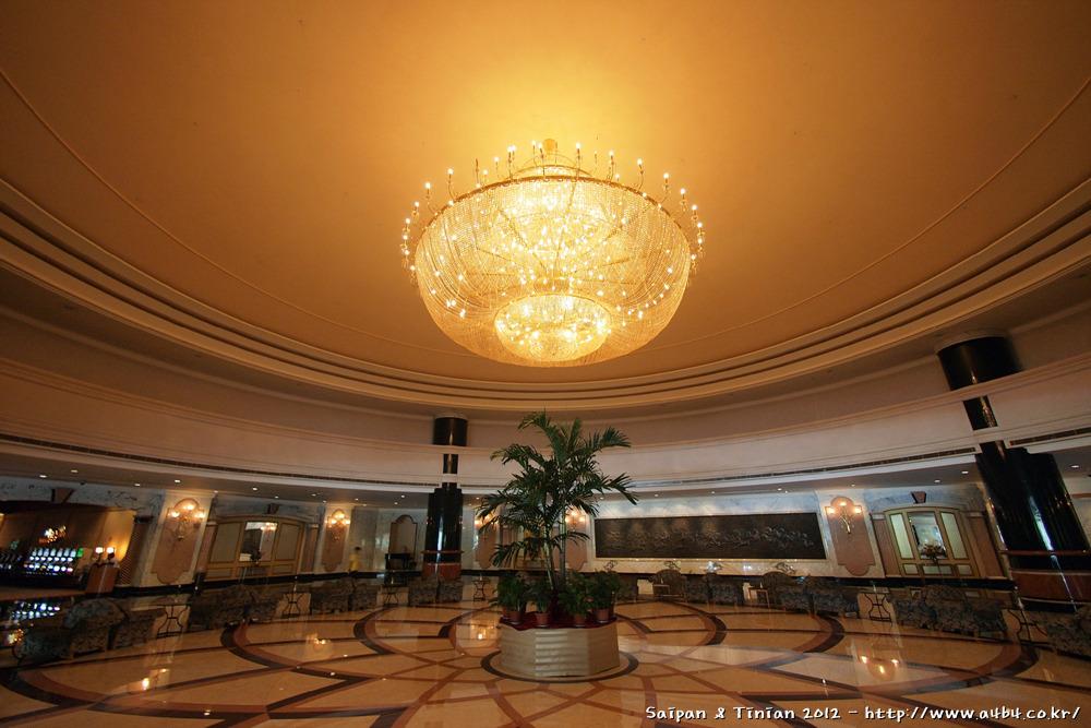 Tinian dynasty hotel casino
