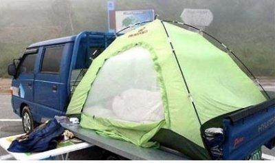 다목적 캠핑카