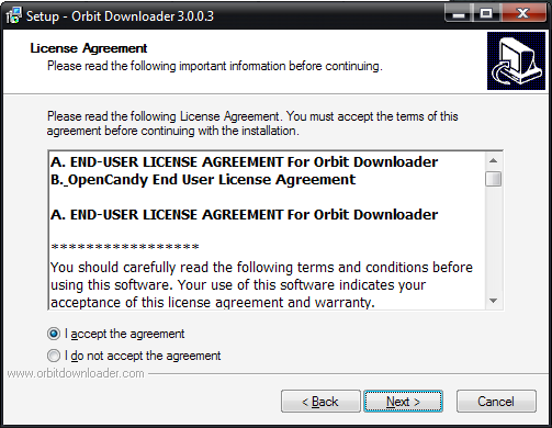 Orbit Flash Downloader 플래시파일, 동영상파일 다운로드 프로그램