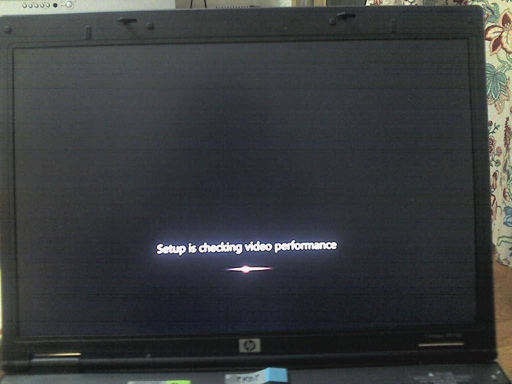 비디오 성능 점검