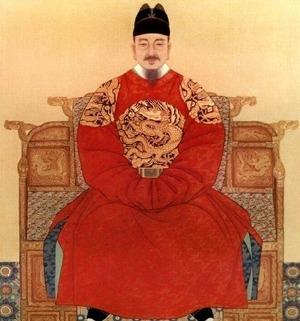 세종대왕 초상