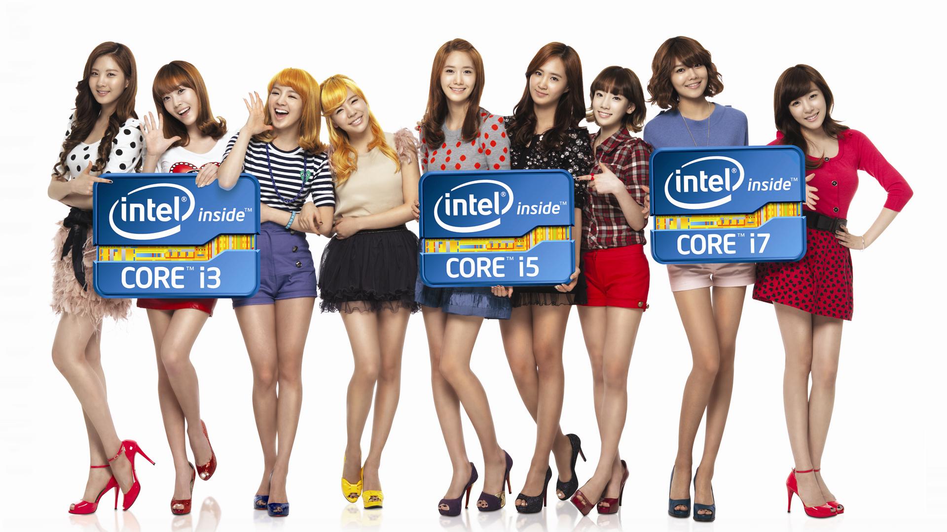 IT, 오버클러킹, 인텔 소녀시대, 인텔, intel, 뮤직비디오, 소녀시대 티저 영상, 18일, 인텔 신제품 발표회, 인텔 신제품, 샌디브릿지, sandy bridge